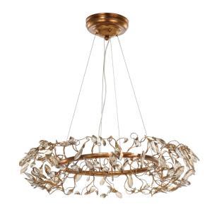 Crystal Garden - Eight Light Pendant