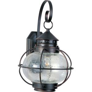 Portsmouth - One Light Outdoor Wall Mount