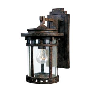 Santa Barbara DC - One Light Outdoor Wall Mount