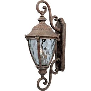 Morrow Bay DC - Three Light Outdoor Wall Mount