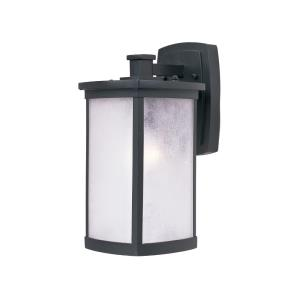 Terrace-One Light Medium Outdoor Wall Mount in Mission style-7 Inches wide by 13.75 inches high