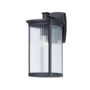 Terrace-Outdoor Wall Lantern Mission in Mission style-8 Inches wide by 16 inches high