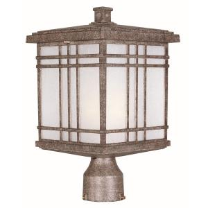 Sienna - One Light Medium Outdoor Post Mount