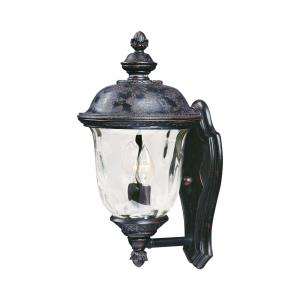Carriage House DC - Small 2 Light Outdoor Wall Lantern