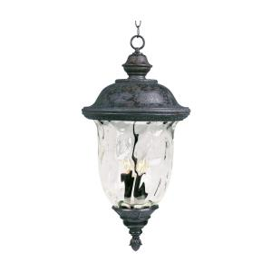 Carriage House DC - Three Light Outdoor Hanging Lantern