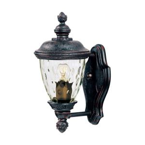 Carriage House DC - 1 Light Outdoor Wall Lantern