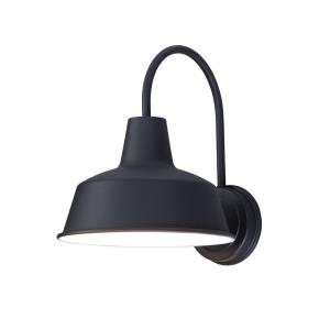 "Pier M - 10.25"" One Light Outdoor Wall Mount"