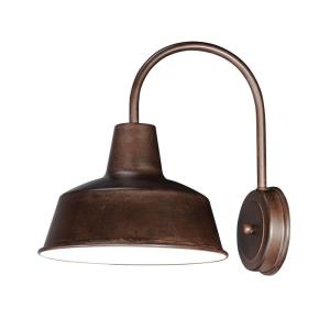 Pier M - 10.25 Inch One Light Outdoor Wall Mount
