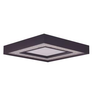 Splendor - 15.5 Inch 24W 1 LED Square Flush Mount