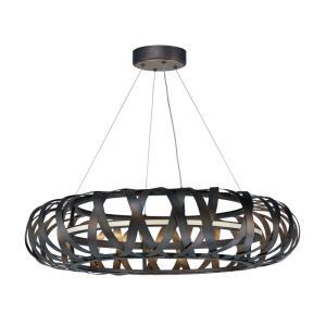 Weave - 30 Inch 39.1W 1 LED Chandelier