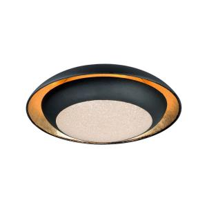 Iris-20.4W 1 LED Flush Mount-11.5 Inches wide by 4 inches high