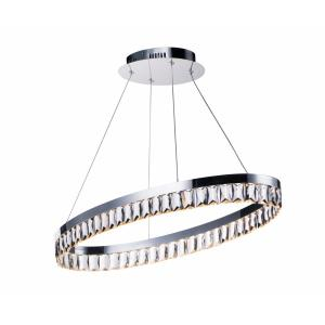Icycle - 31 Inch 42W 1 LED Pendant