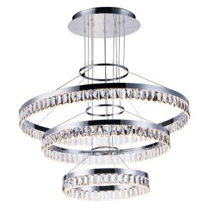 Icycle - 31.5 Inch 95.5W 1 LED Pendant