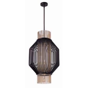 "Aviary - 35.5"" 30W 10 LED Pendant"