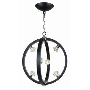 "Equinox - 21"" 13.8W 6 LED Pendant"