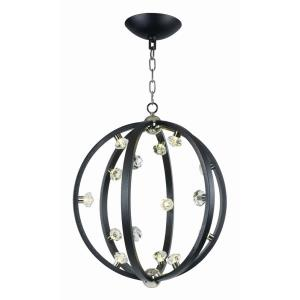 "Equinox - 29.75"" 34.5W 15 LED Pendant"