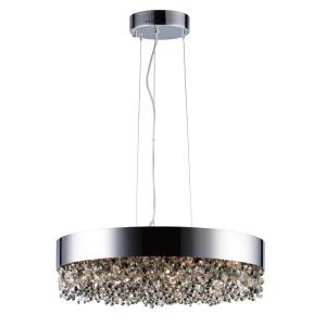 Mystic-48W 16 LED Pendant in Glam style-24 Inches wide by 6.75 inches high
