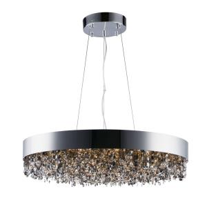 Mystic-66W 22 LED Pendant in Glam style-30 Inches wide by 6.75 inches high