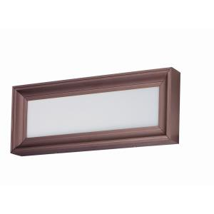 Rembrant-16W 2 LED Wall Sconce-18 Inches wide by 5.75 inches high