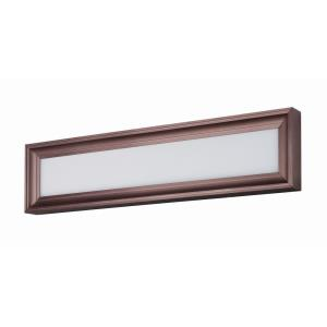 Rembrant - 24 Inch 26W 2 LED Wall Sconce