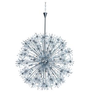 Starfire - Forty Light Chandelier