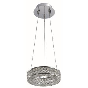 "Eternity - 10"" 6W 1 LED Pendant"