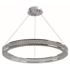 "Eternity - 30"" 15W 1 LED Pendant"