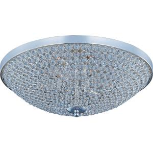 Glimmer - Nine Light Flush Mount