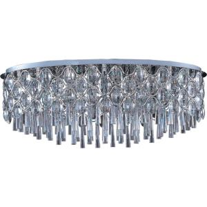 Jewel - Twenty-Three Light Flush Mount