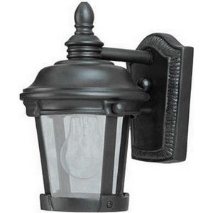 Dover VX-One Light Outdoor Wall Mount in Mediterranean style-6.5 Inches wide by 9.5 inches high