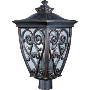 Newbury VX - Three Light Outdoor Pole/Post Mount