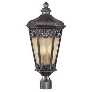 Lexington VX - Three Light Outdoor Pole/Post Mount