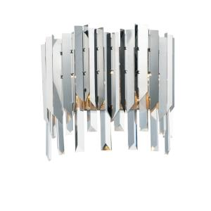 Paramount-21W 3 LED Wall Sconce-11.45 Inches wide by 10.5 inches high