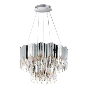 Paramount - 24 Inch 91W 13 LED Chandelier