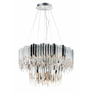 Paramount - 30.25 Inch 112W 16 LED Chandelier