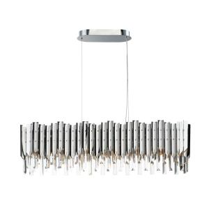 Paramount - 35.75 Inch 42W 6 LED Chandelier