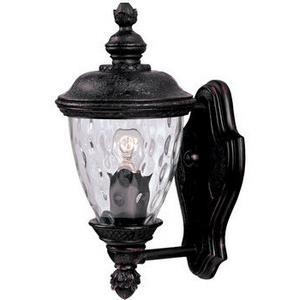 Carriage House VX - One Light Outdoor Wall Mount