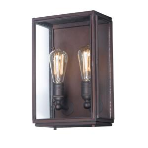 Pasadena-Outdoor Wall Lantern-9 Inches wide by 14 inches high