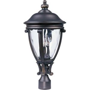 Camden VX - Three Light Outdoor Pole/Post Mount