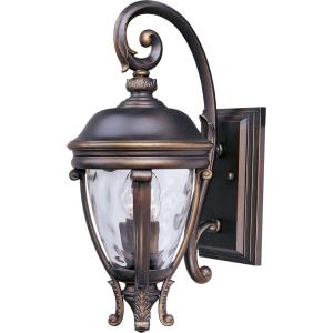 Camden VX - Two Light Outdoor Wall Mount
