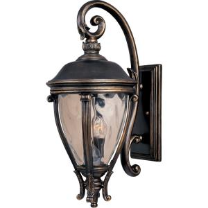 Camden VX - Three Light Outdoor Wall Mount
