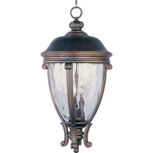 Camden VX - Three Light Outdoor Hanging Lantern