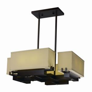 Esquire - 24.75 Inch 72W 8 LED Pendant