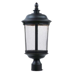 Dover - 21 Inch 12W 1 LED Outdoor Post Lantern