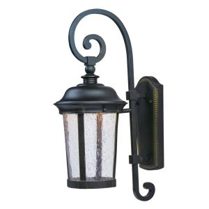 "Dover - 21"" 8W1 LED Outdoor Wall Lantern"