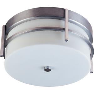 "Luna - 11"" 14W 2 LED Outdoor Flush Mount"