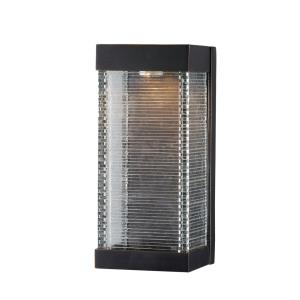 "Stackhouse - 13"" 8W 1 LED Outdoor Wall Mount"