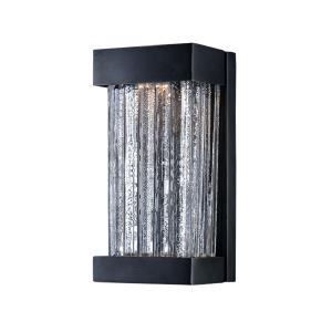 Encore-12W 1 LED Outdoor Wall Mount-5 Inches wide by 10 inches high
