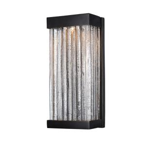 Encore-8W 1 LED Outdoor Wall Mount-7 Inches wide by 16 inches high
