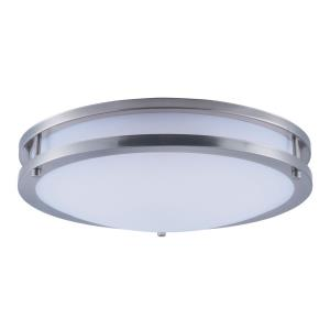 Linear - 16 Inch 23W 1 LED Flush Mount